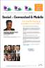 Social Connected and Mobile – Call forSpeakers
